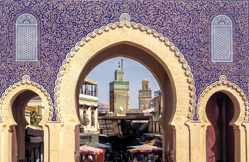 A. BEST TOURS FROM FEZ