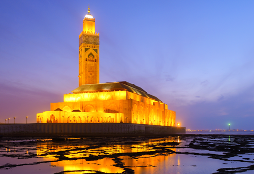 C. BEST TOURS FROM CASABLANCA