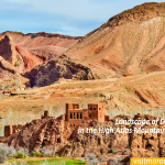 Landscape-of-Dades-Valley-in-the-High-Atlas-Mountains—Morocco