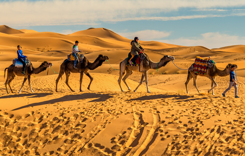 8 DAYS DESERT TOUR FROM CASABLANCA