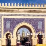 visit-trip-tour-Bab-Bou-Jeloud-gate-(Blue-Gate)—Fez,-Morocco